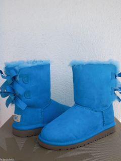 UGG BLUE SKY BAILEY BOW BOOTS KIDS US SIZE 13 EUR 30 UK 12 NEW COLOR