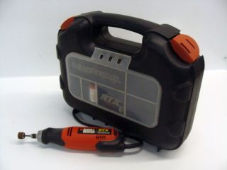 Black and Decker RTX Dremel Rotary Tool not Working as Is for Parts