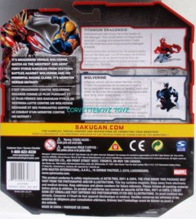 You Are Bidding on THE VERY HOT BRAND NEW BAKUGAN VS MARVEL 900G PYRUS