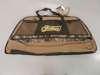Mathews Black Creek Guide Gear All Around Soft Bow Case New in the
