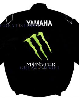 Yamaha Monster Jacket Jackets Coat Coats Motorcycle Motocross Size M L