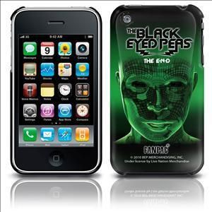 Black Eyed Peas The End iPhone 3G 3GS Cover Sonst