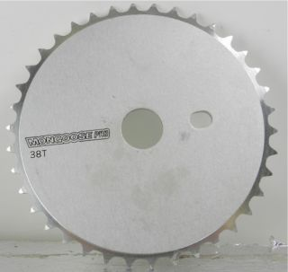Mongoose Pro BMX Bike Chainring Sprocket 38t Alloy