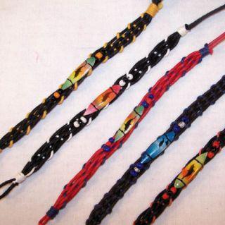 Surf Board Woven Bracelets Jewelry Beach Bracelet Surfboard Mens