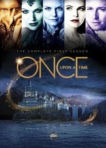 Once Upon A Time Complete First Season 1 One New DVD