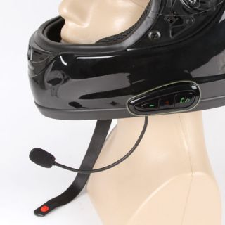 Bluetooth Headset Unit for Motorcycle Motocross Helmet