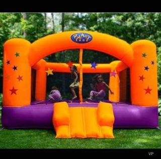 Blast Zone Superstar Moonwalk Bounce House Inflatable Bouncer Jumper