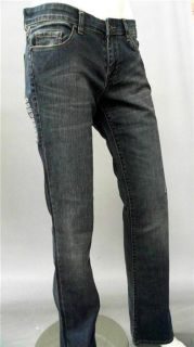 Blank NYC Slim Bootcut Misses 30 Stretch Distressed Boot Cut Jeans