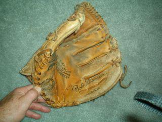 42 3205 Saint Louis Cardinals Bob Gibson Right Handed Fielders Glove