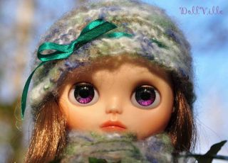 OOAK Custom Blythe Doll 1 ♥ Rosie ♥ by Dollville