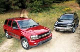 01 02 03 Chevrolet Trailblazer Factory Service Repair Manual 2001 2002