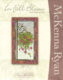 McKenna Ryan in Full Bloom 2 Applique Quilt Pattern
