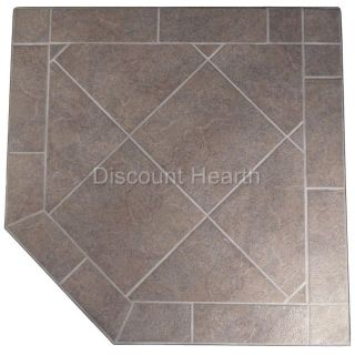 36 40 48 54 Wood Pellet Stove Board Hearth 2 4 R Value Africana