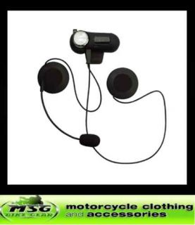Blinc M1 Bluetooth Communication Motorcycle Helmet Kit