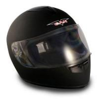 Vcan 210 The Blade Blinc Bluetooth Full Face Helmet Sz Medium Black