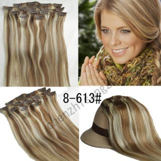 HAIR PIECE BROWN BLONDE HAIR SCRUNCHIE HAIR WRAP BUN