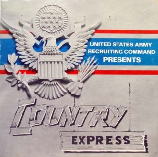 united states army recruiting country express label u s army promo