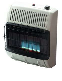 Mr Heater 30 000 BTU Propane Blue Flame Vent Free Heater MHVFB30TBLP