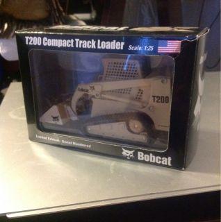 Bobcat Diecast T200 Compact Track Loader Skid Steer