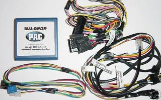 Pac Blu GM29 GM LAN Bluetooth Wire Harness Kit New