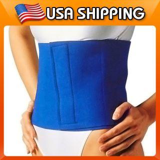 Sauna Neoprene Body Fitness Wrap Fat Cellulite Burner Slimming Shaper