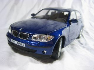 BMW 1 Series Cararama Diecast Car Model 1 24 1 24