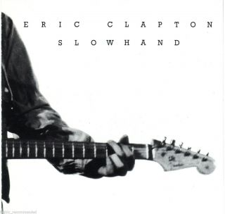 Slowhand by Eric Clapton CD 1977 Polydor BMG USA D125094