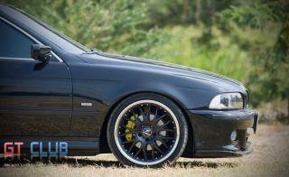 BMW E39 M5 Hamann Style Front Lip Spoiler Unpainted FRP
