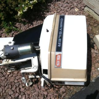 158194811_ 55hp chrysler outboard boat motor chrysler 55 hp outboard 28 images 1976 55 hp chrysler outboard