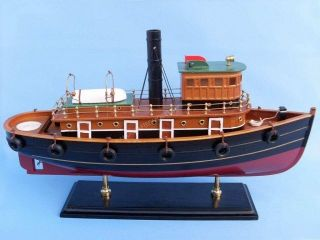 Rat Tugboat Wood Model Ship Kits Wooden Models Fishing Boats And Ships
