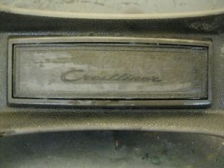 Used Crestliner Steering Wheel 14 Boat Marine Plastic
