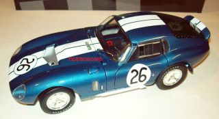 Cobra Daytona 1965 Championship Winner Bob Bondurant 1 18 18006