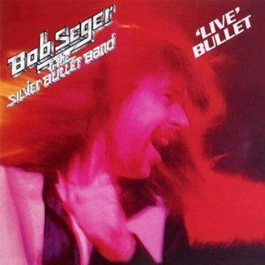 Bob Seger and the Silver Bullet Band Rare CD Live Bullet Nr Mint