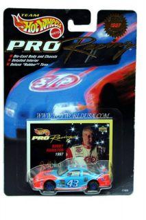 Pro Racing 1st Ed 1997 43 STP Bobby Hamilton Pontiac Grand Prix
