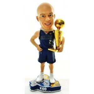 Mavericks NBA Champions Bobblehead Forever Collectibles New