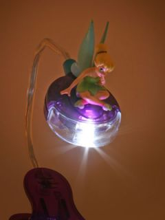 Disney Fairies Tinkerbell Reading Book Light Lamp BNIB