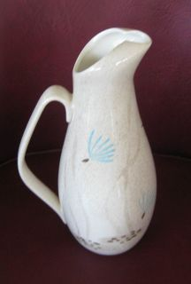 Red Wing Pottery Bob White Water Pitcher Jug Mint