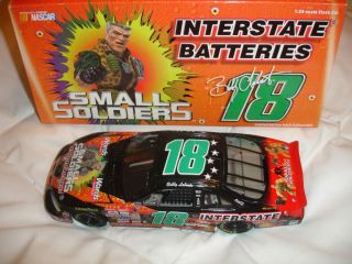 Bobby Labonte 1 24 18 1998 Interstate Batteries Small Soldiers C w B