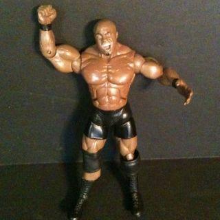 WWE Jakks Bobby Lashley Deluxe Aggression Figure WWF