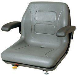 Gray Lawn Mower Seat Toro Master Z John Deere Z Trak Bobcat Allis Case