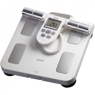 Omron Full Body Monitor Fat Weight Digital Bath Scale