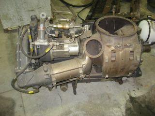 Turbine Jet Engine Boeing 502 6
