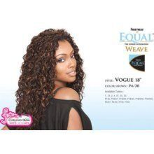 Vogue 18 FreeTress Equal Synthetic Hair Weave Extension