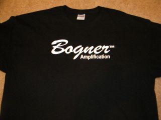 Bogner Amp Shirt Alchemist Duende Shiva Uberschall Line 6 Size M L XL