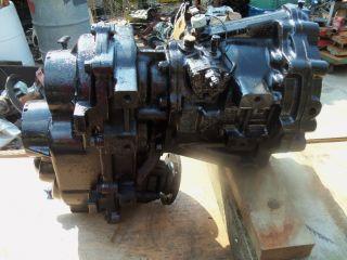 Borg Warner V Drive Ratio 1 5 1 Velvet Drive Transmission Marine Gear
