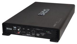 Boss Audio R12002 New 2400W MOSFET 2 Channel Power Amplifier Remote
