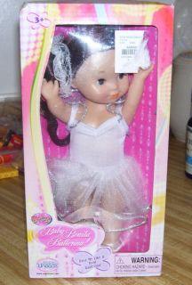 New Uneeda Baby Bonita Ballerina Doll Brittany 2010