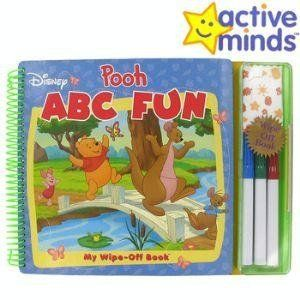 Active Minds® Disney Pooh ABC Fun Wipe Off Book 785