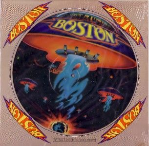 Boston Picture Disc Boston Debut Vinyl Record Album
