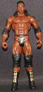 Booker T WWE Series 22 Mattel Toy Wrestling Action Figure